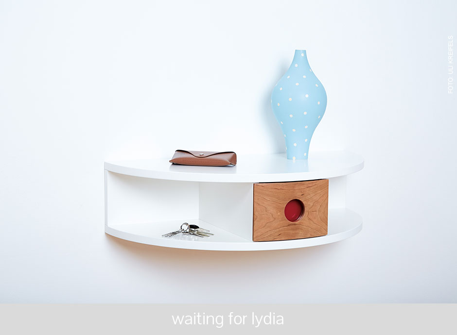 12 Waiting for Lydia